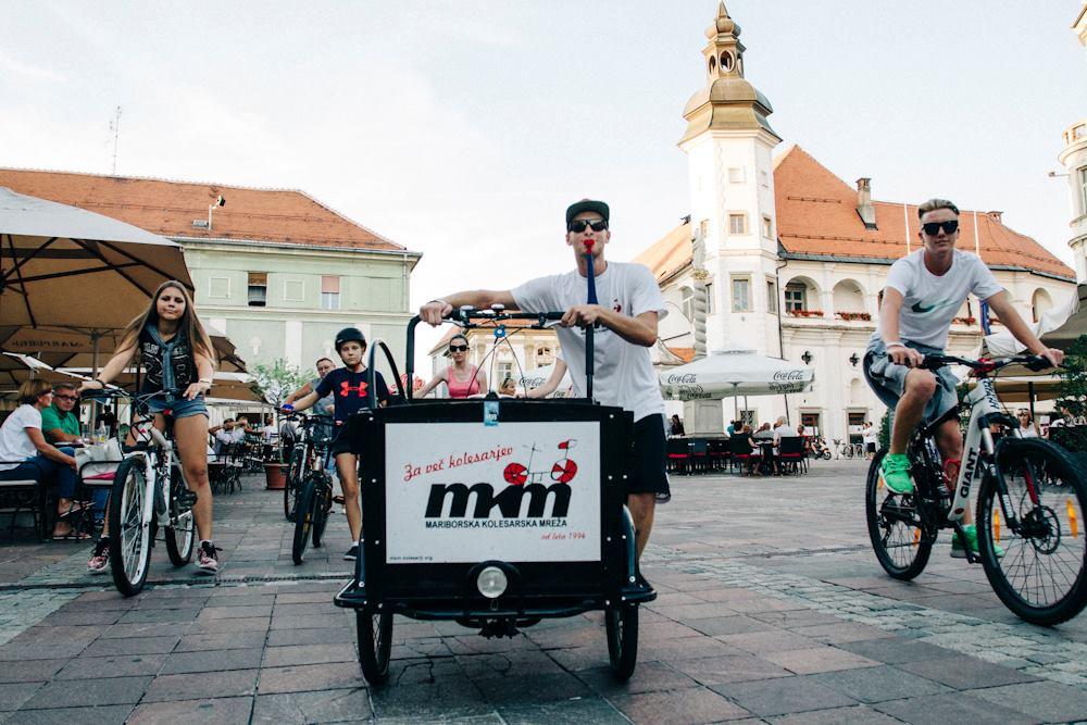Promocija kolesarjenja