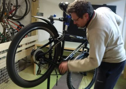 Bajk kuhna / Bike kitchen – vsak petek v maju