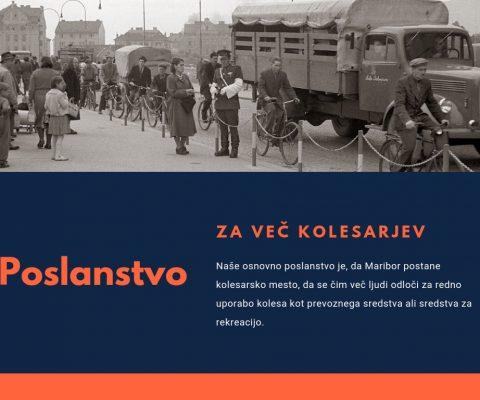 Predstavitev Mariborske kolesarske mreže