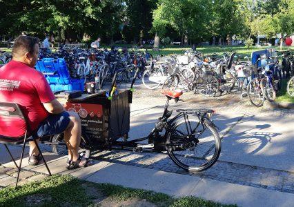 Akcija zbiranja odsluženih koles