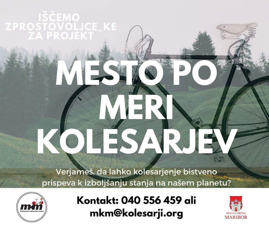 Mesto po meri kolesarjev