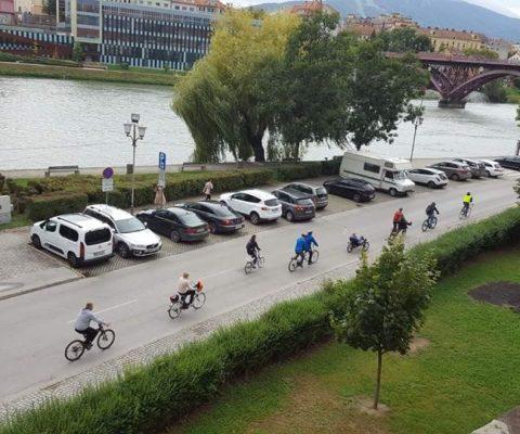 Kolesarski izlet Mariborske kolesarske mreže