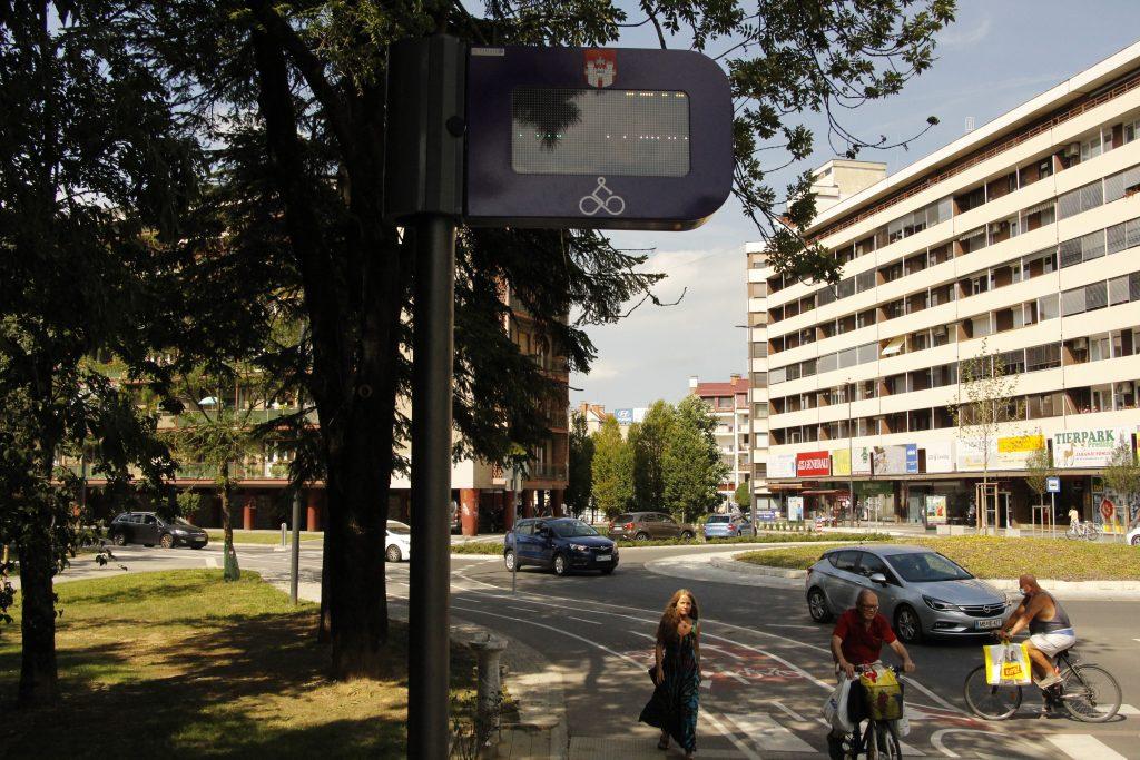 Kolesarski števec Maribor