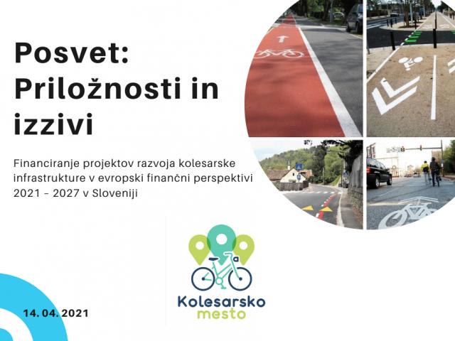 Uspešno smo izvedli posvet o financiranju kolesarske infrastrukture