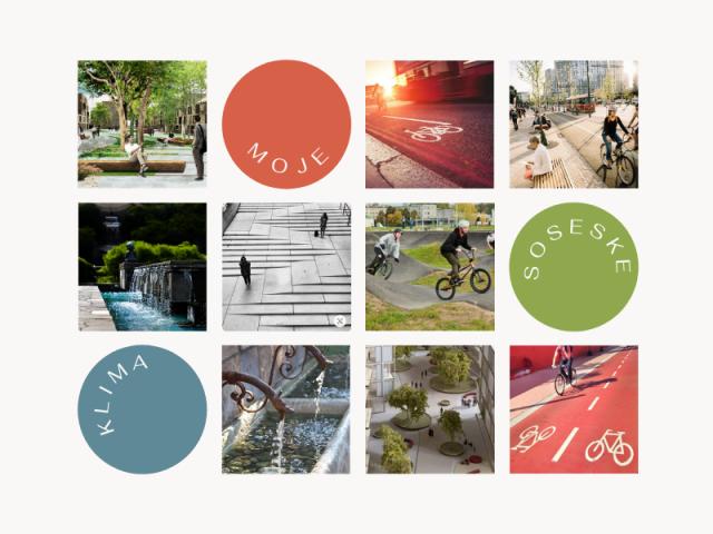 Serija dogodkov v sklopu projekta Klima moje soseske